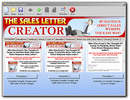 Sales Letter Creator