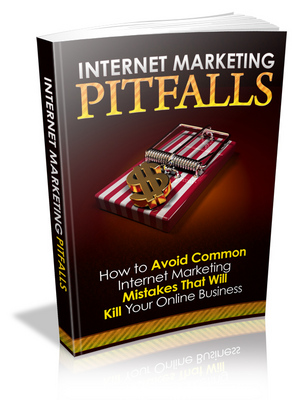 Product picture Internet Marketing Pitfalls