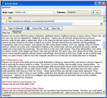 Product picture Article Tools & Software