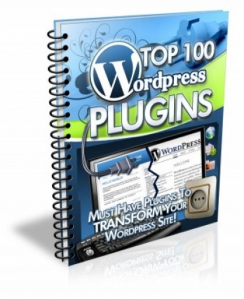 Product picture Top 100 Wordpress Plug-Ins  And What They Do For You